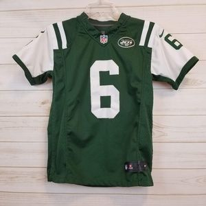 NFL Nike NY Jets Mark Sanchez Jersey Medium Youth